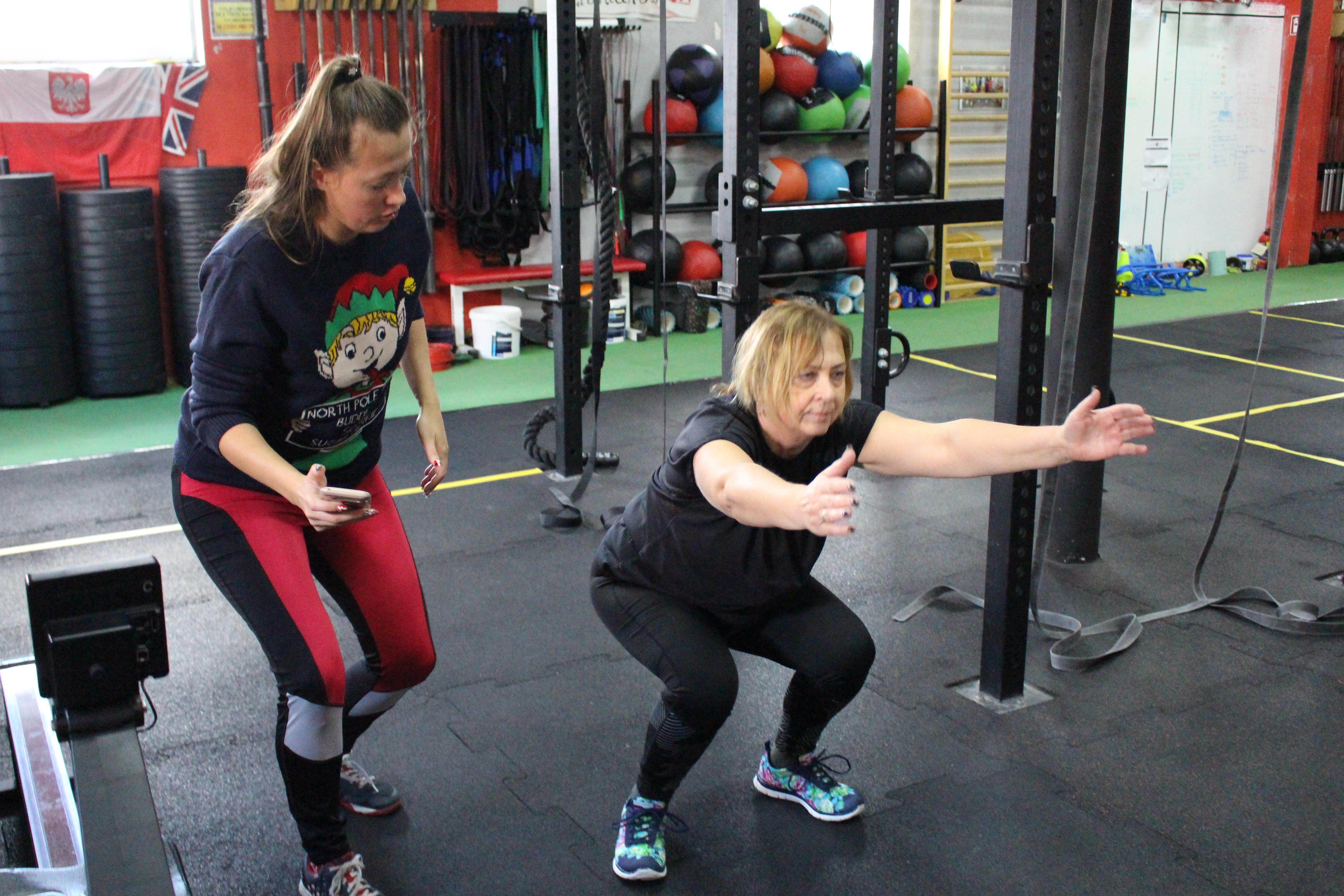 Trening personalny świdnica trener siłownia swidnica